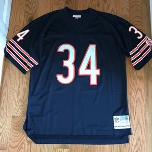 Walter Payton Mitchell and Ness Replica Jersey 44L